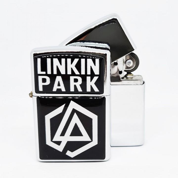 """Зажигалка """"Linkin Park"""" (17437)"""