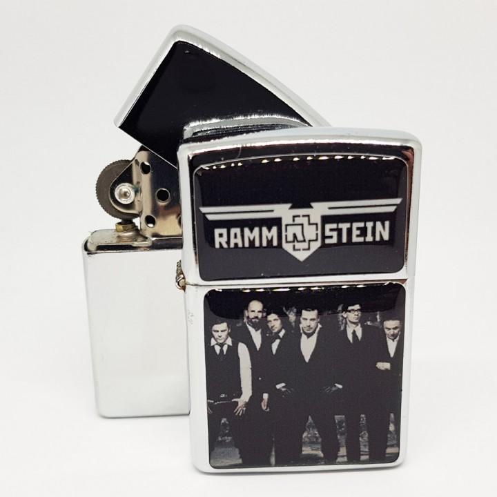 "Зажигалка ""Rammstein"" (7500)"