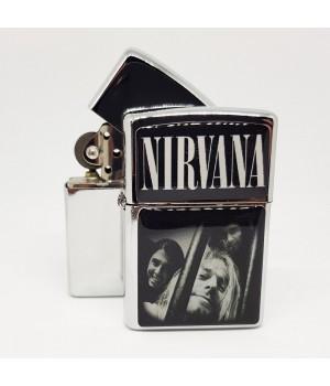 """Зажигалка """"Nirvana"""""""