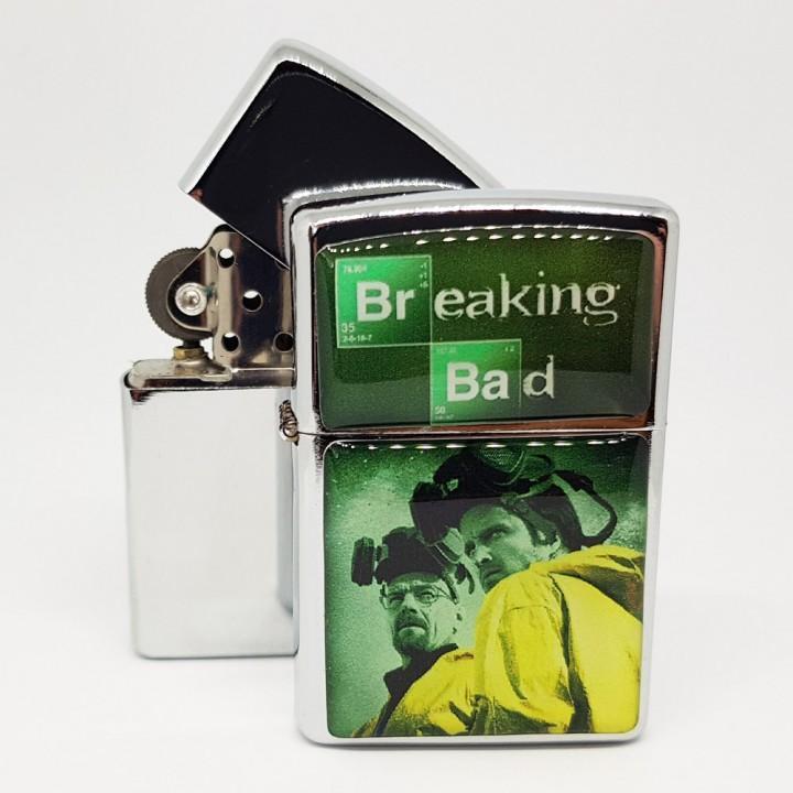 """Зажигалка """"Breaking Bad"""" (7509)"""