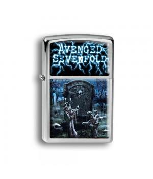"Зажигалка ""Avenged Sevenfold"""