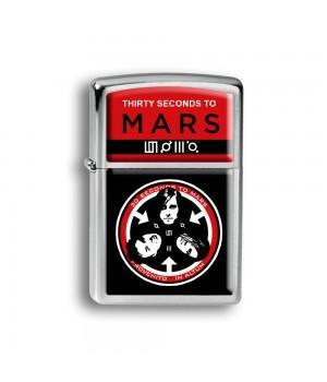 """Зажигалка """"30 Seconds To Mars"""""""