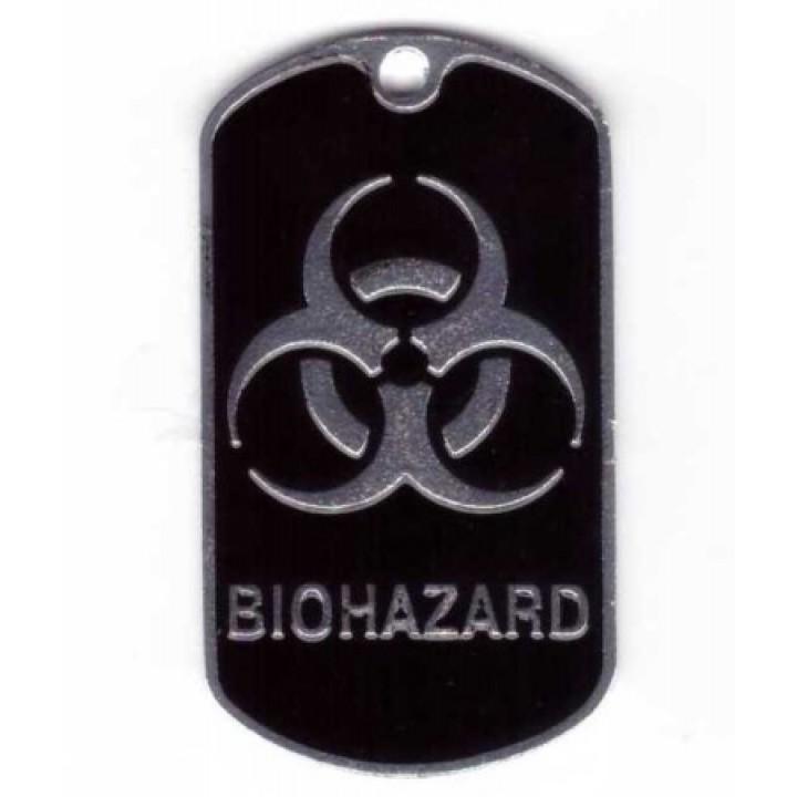 "Жетон ""Biohazard"" (1832)"