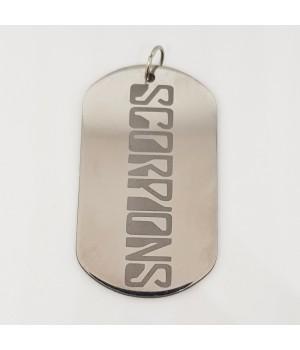 "Жетон ""Scorpions"""