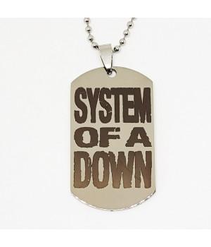 """Жетон """"System Of A Down"""""""