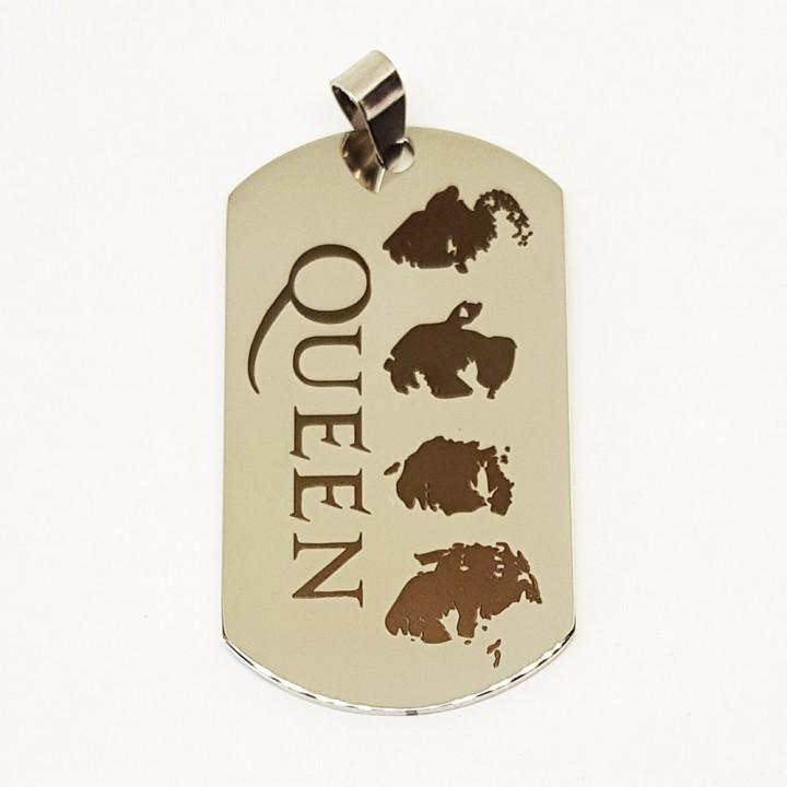 """Жетон """"Queen"""" (15238)"""