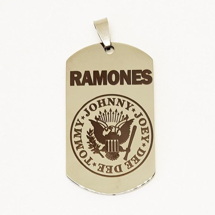 "Жетон ""Ramones"" (15243)"