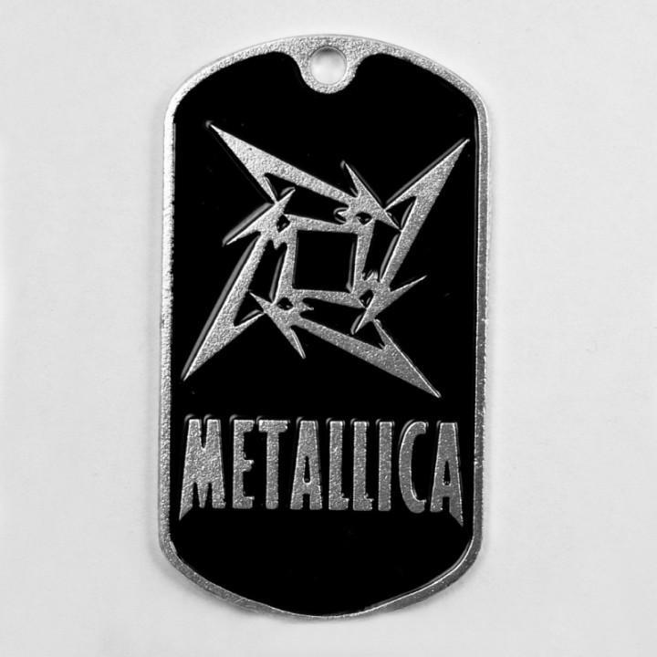 """Жетон """"Metallica"""" (1839)"""
