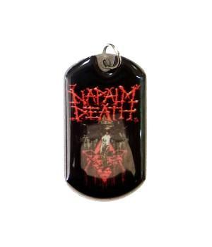 "Жетон ""Napalm Death"""