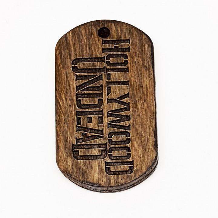 """Жетон """"Hollywood Undead"""" (12803)"""