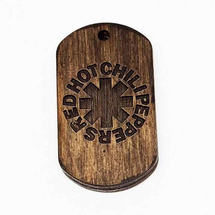 "Жетон ""Red Hot Chili Peppers"" (12804)"