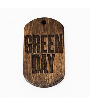 """Жетон """"Green Day"""""""