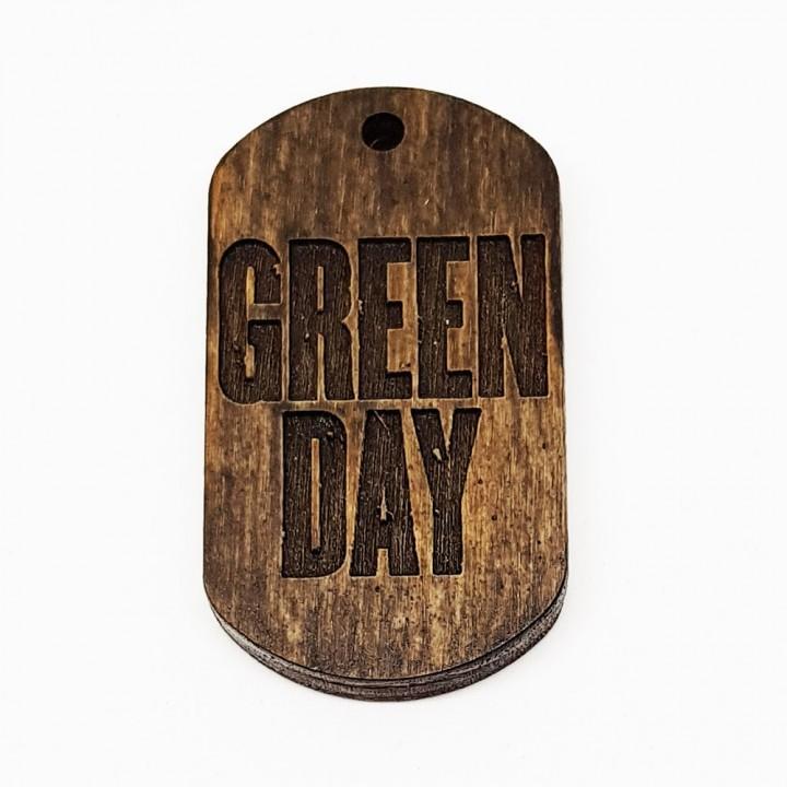 """Жетон """"Green Day"""" (12810)"""