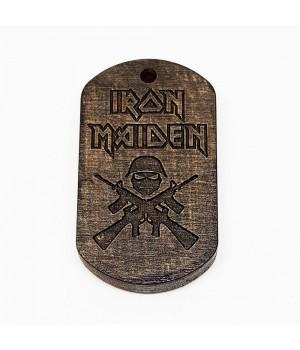 "Жетон ""Iron Maiden"""