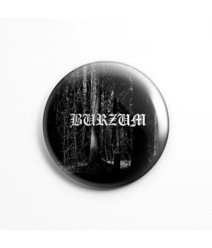 """Значок """"Burzum"""" 3,7 см"""
