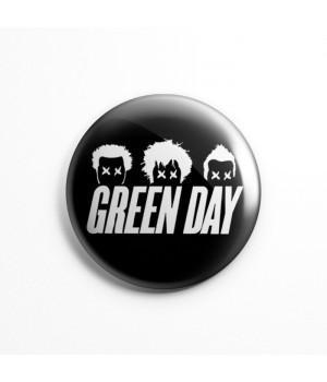 """Значок """"Green Day"""" 3,7 см"""