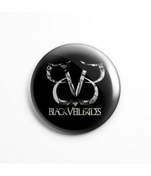 "Значок ""Black Veil Brides"" 3,7 см"