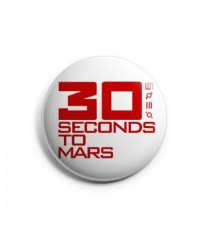 "Значок ""30 Seconds To Mars"""
