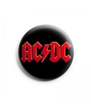 """Значок """"AC/DC"""""""