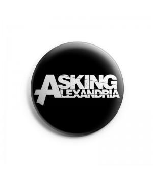 """Значок """"Asking Alexandria"""""""