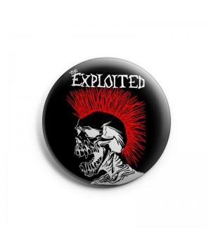 """Значок """"The Exploited"""""""