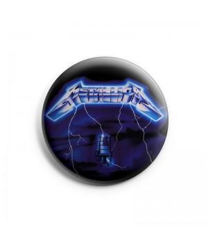 """Значок """"Metallica"""""""