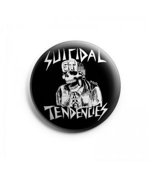 """Значок """"Suicidal Tendencies"""""""