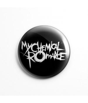 "Магнит ""My Chemical Romance"" 3,7 см"