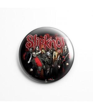 """Значок """"Slipknot"""" 3,7 см"""