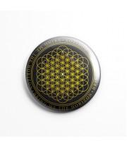"Значок ""Bring Me The Horizon"" 3,7 см"