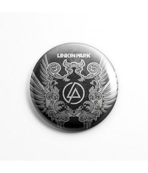 """Значок """"Linkin Park"""" 3,7 см"""