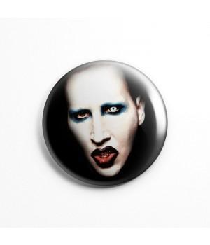 "Значок ""Marilyn Manson"" 3,7 см"
