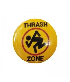 """Значок """"Thrash Zone"""""""