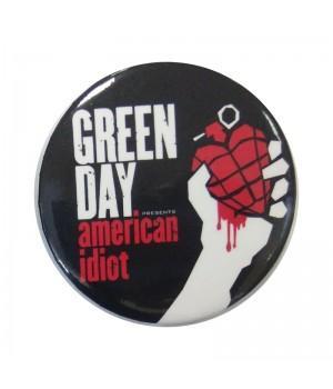 "Значок ""Green Day"""