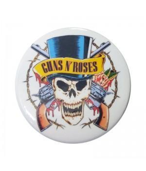 """Значок """"Guns N' Roses"""""""