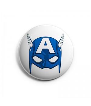 """Значок """"Captain America (Капитан Америка)"""""""