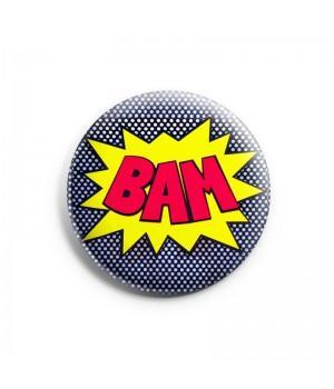 """Значок """"BAM"""""""