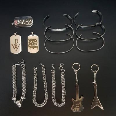 Когда металл и сталь в твоей КРОВИ!!!!Поступление жетонов, браслетов и брелков!