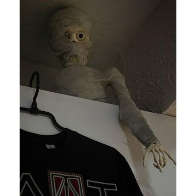 Если прогуливаясь по нашему магазину, вам кажется, что за вами следят, то вам не кажется... #rockbastion #скелет #уют #украшение