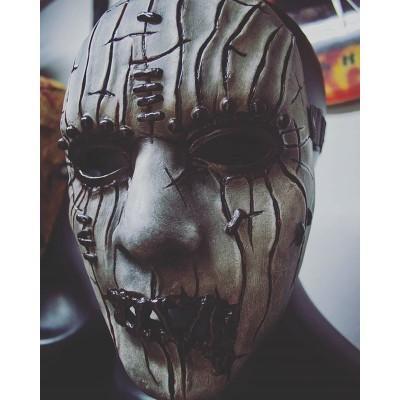 Джои ждёт вас)Маски ручной работы у нас в магазине!Заходите)#rockbastion #mask #slipknot #маска