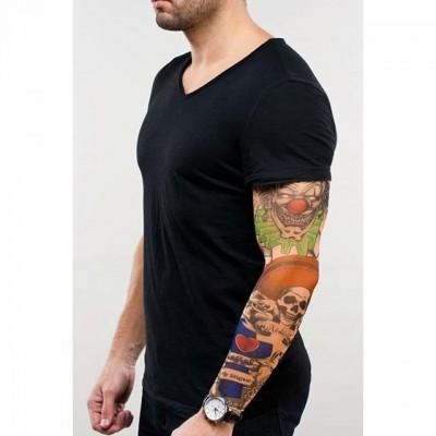 🔥В продаже более 200 видов тату-рукавов!🤘Тату рукав позволяет украсить свою руку татуировками без боли и последующих медицинских проблем. Татуировки можно менять когда хочется и шокировать окружающих людей. Рукав одевается от запястья до плеча, сверху вы можете надеть свою любимую футболку или любую другую приятную одежду.🌐 Легко купить на сайте Rockbastion.by🏢 Магазин в Минске | Ленина 4 с 10 до 21.📱Телефон для заказа +375 (29) 2-666-123#rockbastion #татурукав #временныетату