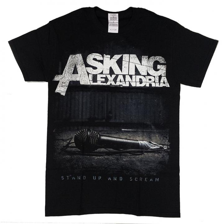 "Футболка ""Asking Alexandria"""
