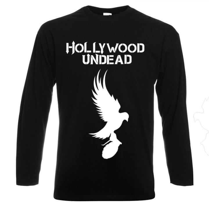 "Лонгслив ""Hollywood Undead"""