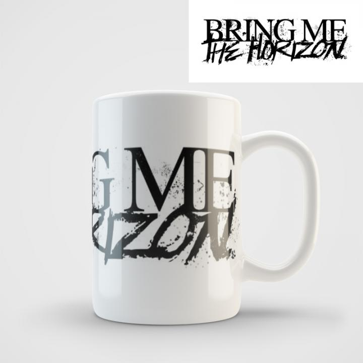 "Кружка ""Bring Me The Horizon"""